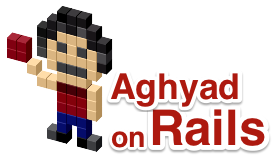Aghyad on Rails